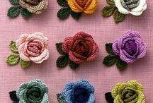 *** Crochet patterns