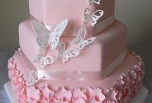 Wedding Cakes/ Gâteau de mariage
