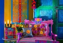 The Joy of Colour / by Modern Bohemian