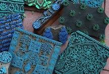 Printing & dyeing ideas, tutorials