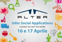 ALTEA Infor Events / by Altea SpA