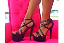 bold footwear / by Elyssa <3