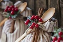 Christmas / Easy crafts, food, home decor ideas, gifts, gift wraping, hand made dolls and inspiration for the favorite season of the year!