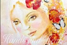 My online art tutorials
