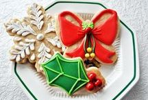 Christmas cookies / Recipes for love giving!