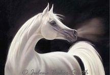 Horse Art / by Flutterbudget