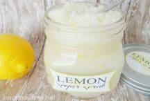 Beauty Products / Easy home recipes and tips for beauty treatments
