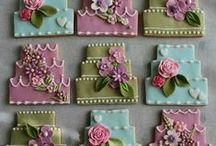 Baking, Cookies / I am always looking for the good working pins but sometimes it happens that I discover the not so good ones afterwards. For that I appolegize up front. Happy Pinterest and thanks for sharing.. / by Gerry Teuben