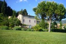 Casa Vistosa, our mannor house / an house with five huge bedrooms to live your perfect holiday in the Tuscany you've always dreamed. Up to 11 persons.