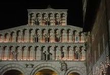 Events in Lucca, Tuscany, Italy