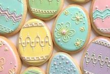 Easter / Decorations, kids activities, printables, and family fun all centered around Easter