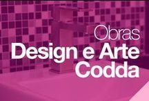 Obras: Design e Arte Codda