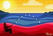 VENEZUELA ❤️ / Colores y sabores de mi bello pais. / by Susan