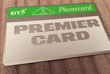 BT Phonecard Proofs, Dummy and Demo Cards / Proof, demo/dummy and pre-production process for BT Phonecards.