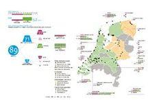 Infographics / Portfolio met voorbeelden van diverse opdrachtgevers
