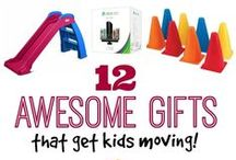 Gift Ideas for Kids / Looking for the perfect birthday gift? Christmas present? Check out this board filled with gift ideas for kids.