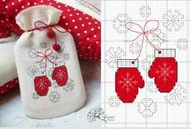 Christmas - cross stitch