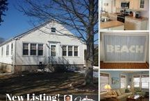 Misquamicut Beach Cottage! / New listing!  Beach cottage within walking distance to private beach.  Look at the pictures for beachy decor inspiration.