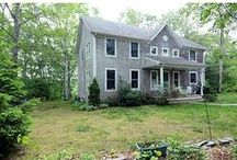 Under Contract! 103 Potter Hill Rd. Westerly, RI / Grand Colonial on the Pawcatuck River! Three finished floors of living with room for further expansion. Enjoy the morning sunrise over the river and the sunsets from the front porch.