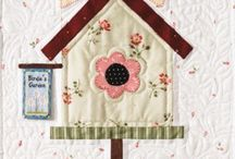 patchwork e applique'