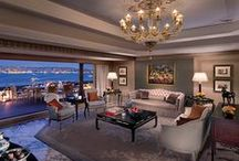 Indulgent Comforts / Shangri-La Bosphorus, Istanbul, offers guests a sanctuary in any of its 186 luxurious guestrooms and suites. All rooms come with complimentary high-speed Internet access and many provide exquisite views of the city and the Bosphorus Strait.
