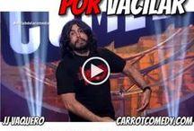 VIDEOMEMES DE CÓMICOS Y HUMORISTAS / VideoMemes de actuaciones de cómicos y humoristas.