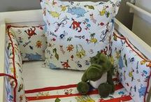 Dr. Seuss / Dr Seuss is still a firm favorite with many moms smile emoticon For prices of our custom made nursery bedding and decor, please email us at info@studiocollection.co.za