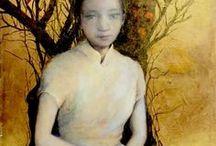 my favourites on saatchi. / paintings on saatchi.
