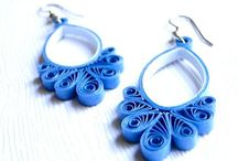 Quilling & jewellery