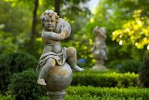 OPEN-AIR Museum I Музей на открито / Beautiful, surprising, unusual sculptures ... Garden art is a form of visual communication and the smart exposure of sculptures in the garden makes amazing open air museum!
