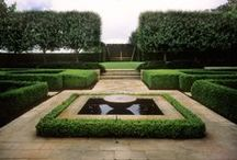 Gardens and Landscapes / The garden - a place of peace and pleasure, abundance and serenity. Paradise on earth!