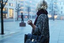 #fall/winter fashion