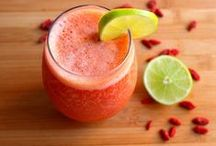 Healthy Smoothies, Teas and other Beverages! / Healthy, dairy-free drinks that are Naturopathic Doctor Approved!