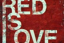 All you need is red / red stuff