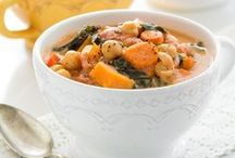Soups and Stews - Gluten and Dairy Free! / Gluten and dairy free soups - Naturopathic Doctor Approved!