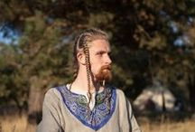 Viking reconstruction / Basics for reconstruction, universal tutorials for early medieval etc.