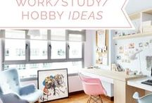 Work/Study/Hobby Spaces