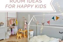 Room Ideas For Happy Kids