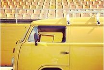 MELLOW YELLOW / A celebration of all things yellow <3