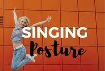 Singing Posture / Singing posture, body alignment, vocal tract alignment, open throat and much more on this board.