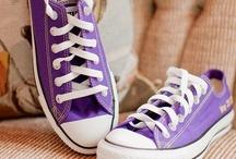 Purple & White / by Chatham University