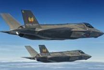 F35B - Aircraft that will equip the RN's Carriers