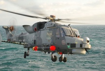Wildcat Helicopter (& Sea Venom Missile)