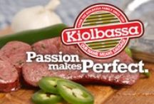 Share Your Passion for Summer Flavor / Join Kiolbassa fans this Summer in our recipe contest! Visit win.kiolbassa.com from June 3 - August 15 for the chance to win a Weber grill or Cuisinart cookware. We will feature submitted recipes on this board.