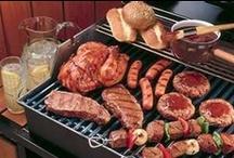 Backyard BBQs