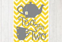 """""""Tea for two & some ingredients"""""""