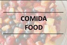 Comida / Food / Comida y recetas para combinar con nuestro vino / by orgulloWine