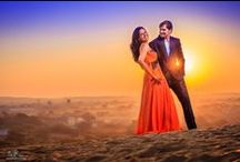 Lifestyle Shoots / Have a look at all the fun that couples have at the pre wedding and post wedding shoots :)