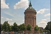 Mannheim - My Hometown;-) / Hometown;-)