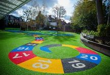 """Teaching - """"Playground ideas"""" / Outdoor activities:  Playgrounds:  Games:"""